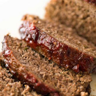 Meatloaf Recipe Extra Delicious Recipe Meatloaf Recipes Meatloaf Recipetin Eats
