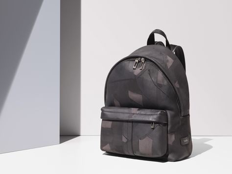 461e4ea321c An elegant interpretation of the camo print for the Tod s Spring Summer  2016 backpack. More at tods.com   Tods   SS16