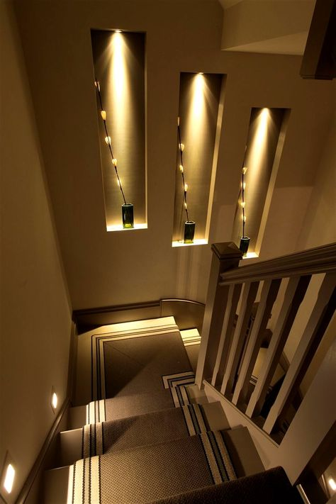 Lighting Fixtures Best Ideas Indoor Stair Lights Led