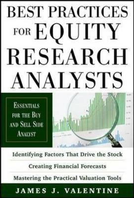 Best Practices For Equity Research Analysts Essentials For Buy