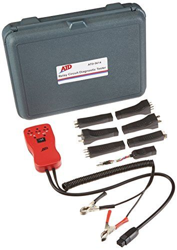 Atd Tools 5614 Relay Circuit Tester Click Image For More Details This Is An Affiliate Link Tools Relay Car Tool Kit