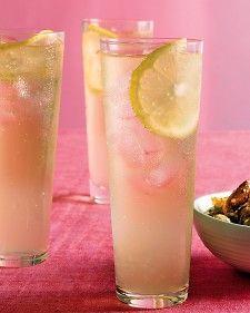 Grapefruit-White Wine Sparkler - Martha Stewart Recipes