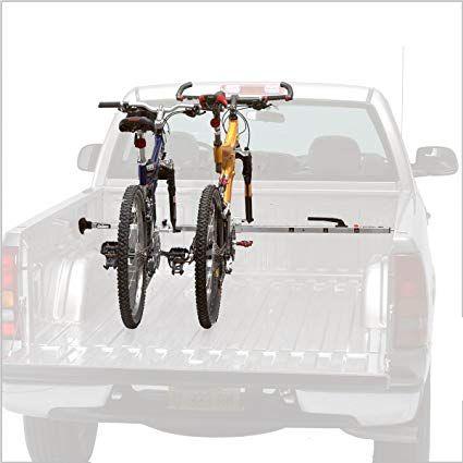 Saris Kool 2 Bike Truck Bed Mount Rack Review Truck Bed Truck
