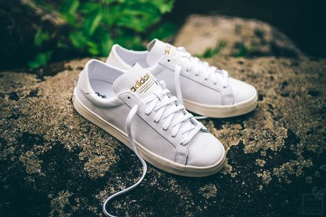 Adidas Courtvantage Ftw White Damen Sneaker Save Our Sole Damen