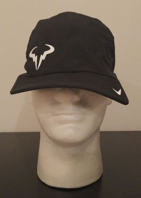 6c074ffe7e753a NEW Nike Dri-Fit Premier Rafa Nadal Bull Logo 2.0 Adjustable Tennis Hat  613966