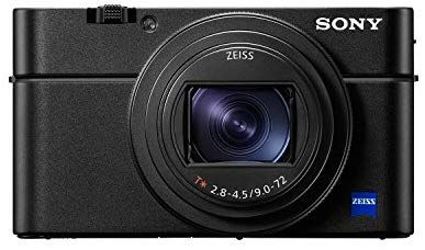 Amazon Com Sony Rx100 Vi 20 1 Mp Premium Compact Digital Camera W 1 Inch Sensor 24 200mm Zeiss Zo Compact Digital Camera Digital Camera Sony Compact Camera