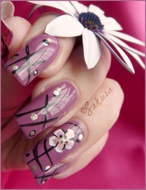 Trending nail arts picture #trendingnails