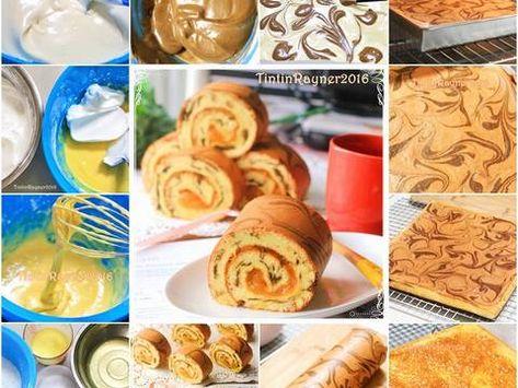 Pin Di Roll Cakes
