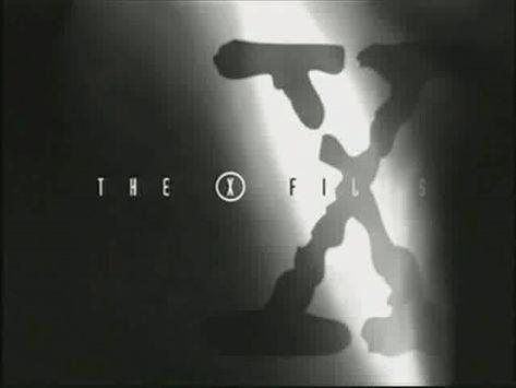 X Files Theme Gif X Files Title Card Cool Gifs