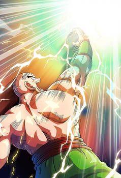 Tien Shinhan Card Bucchigiri Match By Maxiuchiha22 Dragon Ball Artwork Dragon Ball Z Dragon Ball Super