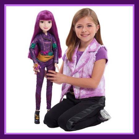 """DESCENDANTS 3 28/"""" Doll Audrey"""