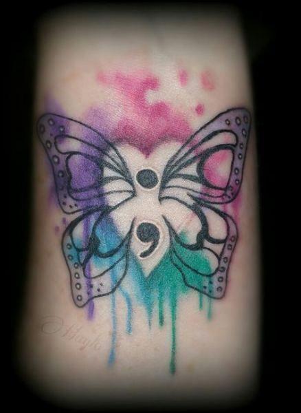 Tattoo Wrist Watercolor Butterflies 59 Ideas Tattoo Leg Tattoos Butterfly Tattoo Tattoos