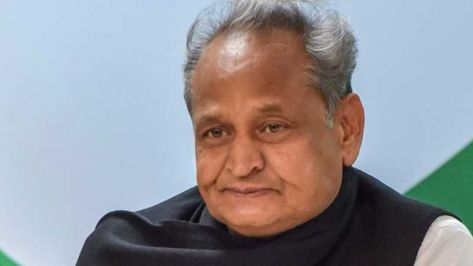 BJP involved in destabilising governments and horse trading: Rajasthan CM Ashok Gehlot