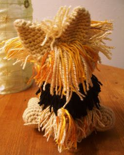 Yorkshire Luly em amigurumi - YouTube | Crochet cão, Padrões de ... | 320x255