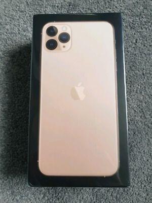 Apple Iphone 11 Pro Max 512gb Gold Unlocked A2218 Cdma