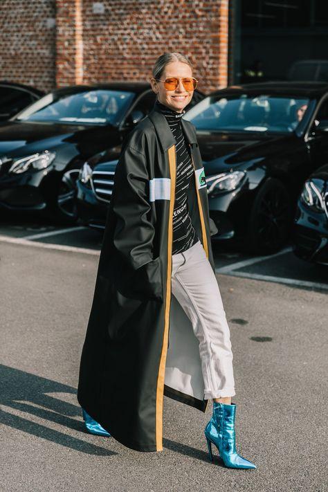 De Street La Fashion Week 2020 Automne Style À Hiver 2019 O8n0wPkX