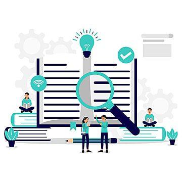 مفهوم التعليم والتعلم عبر الإنترنت مسطحة التصميم توضيح Png والمتجهات للتحميل مجانا Online Learning Online Education Learning Smart Web