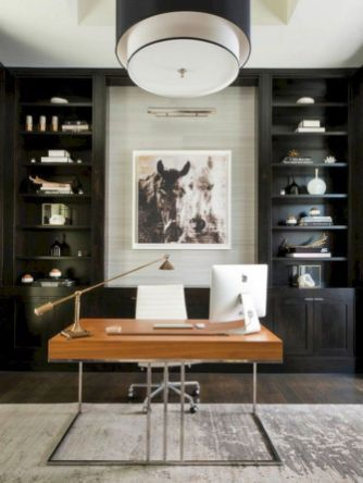 53 Classy Home Office Designs Ideas Roundecor Home Office
