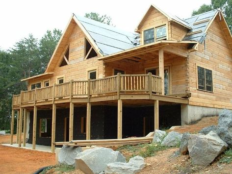 Southland Log Homes On Instagram Another Loghome Dream Come To