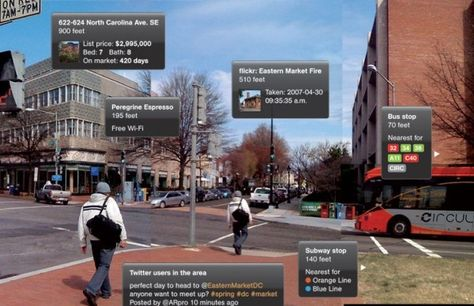Google Glass Architectural Design Help and Inspiration