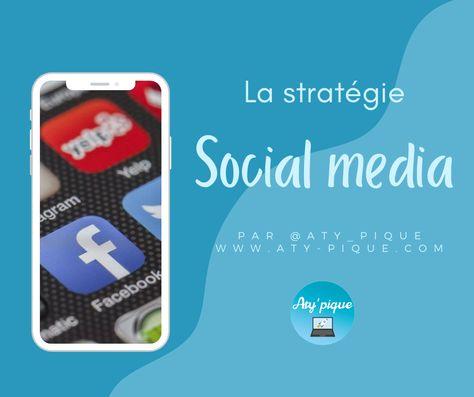 Faire une stratégie social media