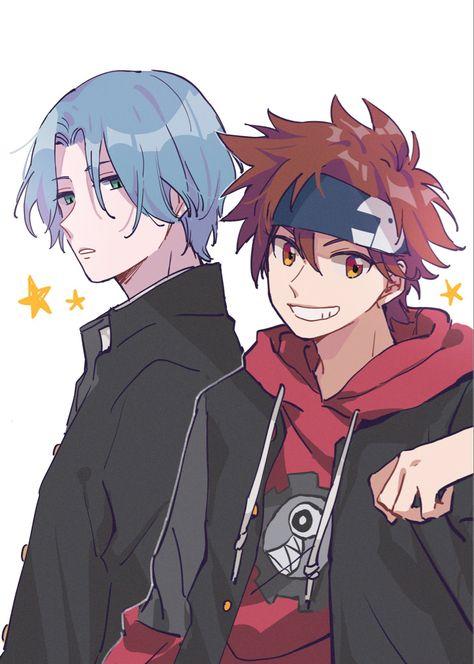 Manga Anime, Fanarts Anime, All Anime, Anime Guys, Anime Characters, Anime Art, Fictional Characters, Infinity Art, Anime Kawaii