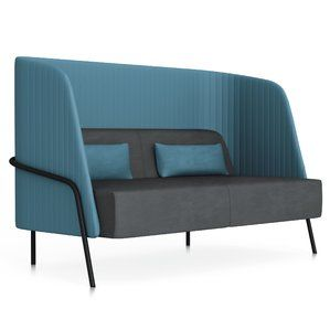 Save Money On Noldor Low Back Loveseat By Segis U S A Love Seat