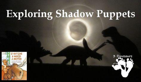 Exploring Shadow Puppets – Laura Numeroff