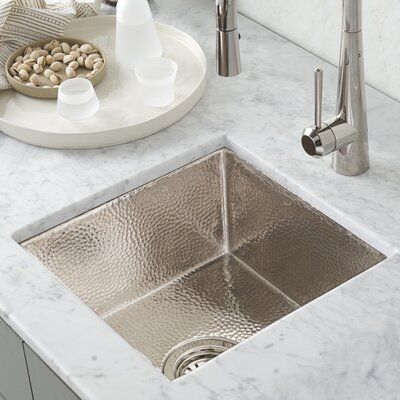 Pin By Kim Dolce On Bar In 2020 Undermount Kitchen Sinks Sink Bar Sink