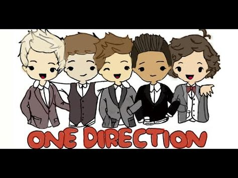 Kleurplaten One Direction Printen.One Direction Coloring Page To Print And Color In Great Addition