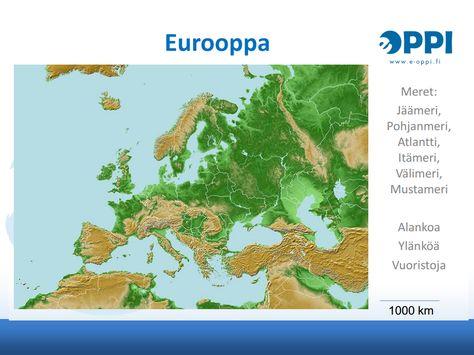 Dia4 Png 960 720 Kartta Biologia Eurooppa