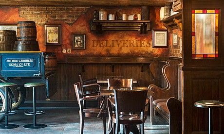 Irish Pub Decor Decorating Ideas For The Pinterest Room And Man Caves