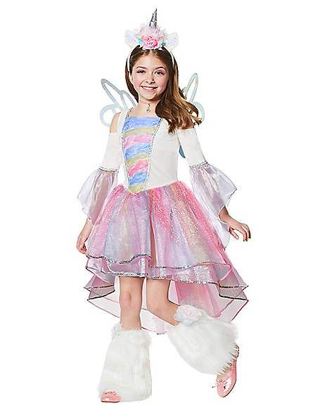Kids Unicorn Costume , The Signature Collection