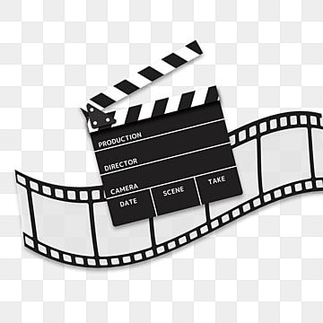 Movie Film Props Clapperboard Black And White Elements Film Clipart Director Actor Png Transparent Clipart Image And Psd File For Free Download Black And White Film Film Props Film Background