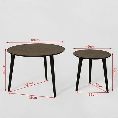 Sobuy 2er Set Couchtisch Beistelltisch Tisch Set Sofatisch