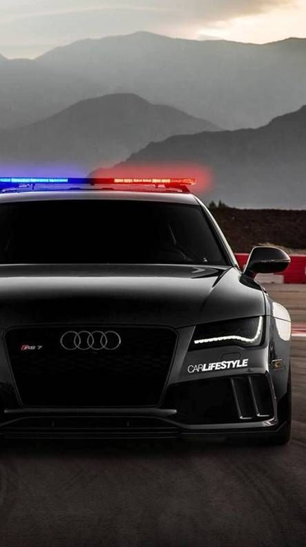Audi Rs7 Police Audi Audi Rs7 Sport Cars