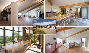 Grand Designs Cob House Finished Episode Cob House Cob House Interior Updating House