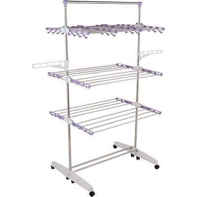The 10 Best Foldable Drying Racks In 2020 Reviews Clothes Drying Racks Drying Rack Simple Storage