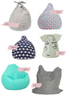 amely bean bags designed by nobodinoz kidthings pinterest