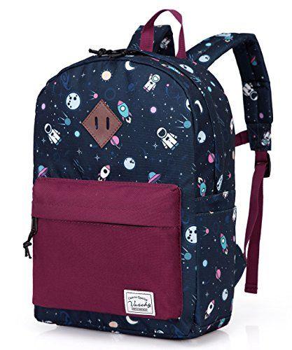 62256ccda290 Preschool Toddler Backpack,Vaschy Little Kid Small Backpacks for ...
