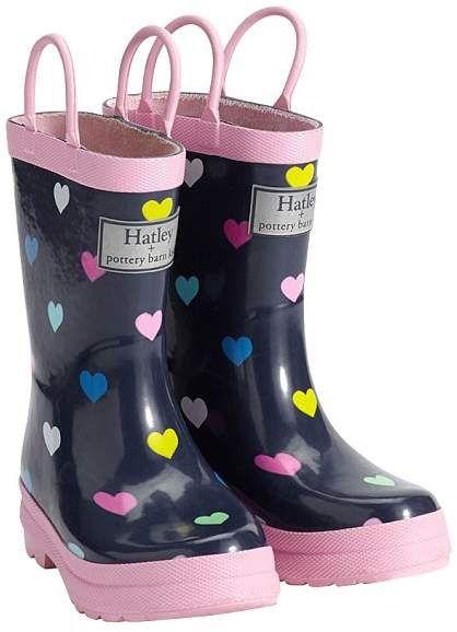 Hatley Kids Printed Rain Boots Raincoat
