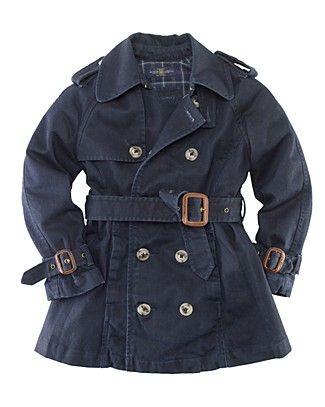 6225b9d85 Burberry  Mini Wiltshire  Trench Coat (Little Boys   Big Boys ...