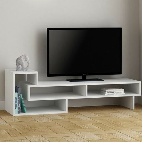 St Philips Marsh Tv Stand For Tvs Up To 50 17 Stories Colour