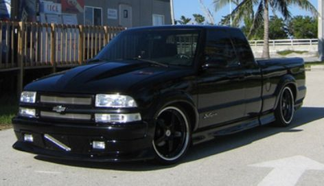 8 Best My Truck Images On Pinterest Chevrolet Trucks Chevy S10 And