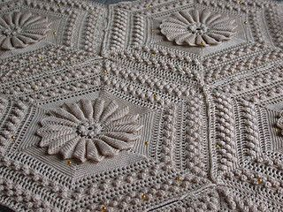 Crochet Bedspread Patterns : Ravelry: Marguerite pattern by Priscilla Publishing Company