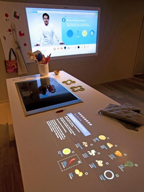 Home of Tomorrow: HGTV Visits the Microsoft Envisioning Center
