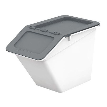Shuter 1010110 12 29 Storage Bin Stack And Nest Stackable Storage Bins Plastic Storage Totes Storage Bins