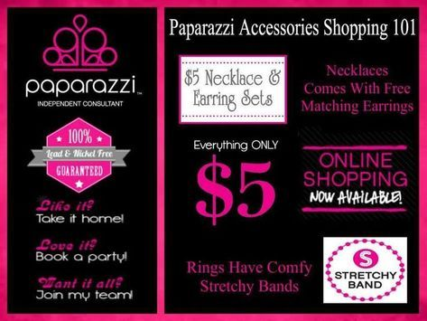 Image Result For Paparazzi Mini Flyer