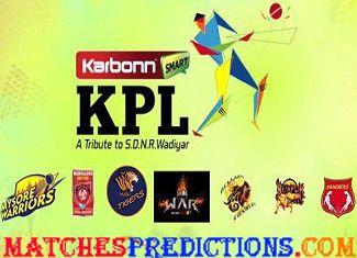 Who Will Win Bengaluru Blasters vs Bellary Tusker KPL 2018