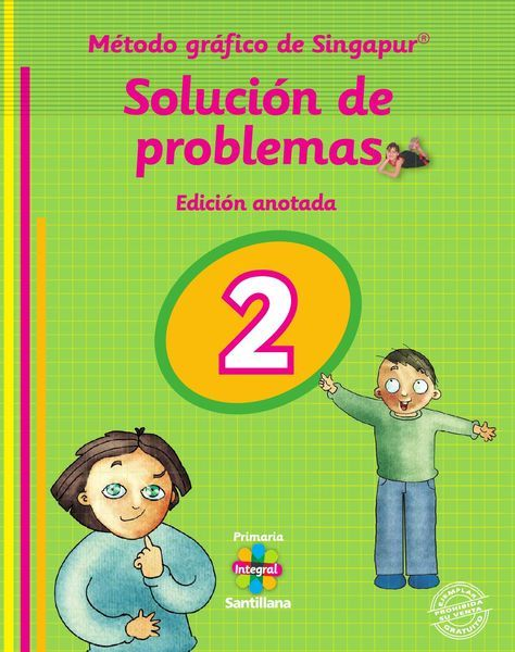 2 Método Grafico De Singapur Solucion De Problemas Matematicos Matemáticas Método Singapur Libros De Matemáticas